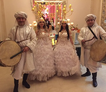 Dabka Drummers